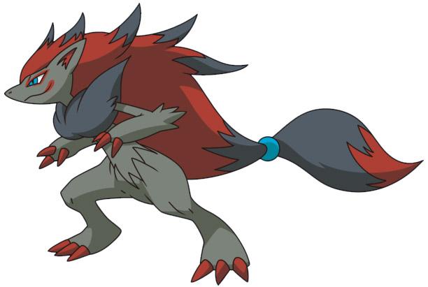 Zoroark Pokemon