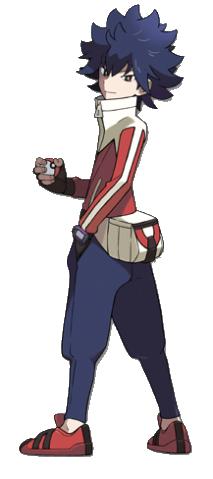 Nuevo rival Pokémon