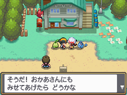 Personajes Pokémon HeartGold