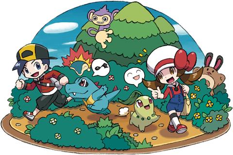 Pokémon Oro HeartGold y Plata SoulSilver
