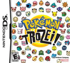 Caja Pokemon Trozei