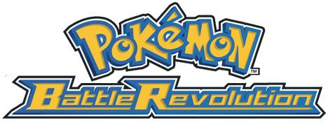 Logo Pokémon Battle Revolution