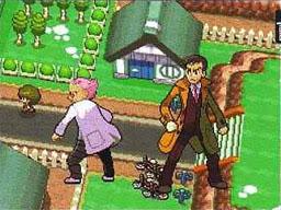 Pokémon Platino Imagen