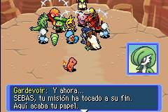 Gardevoir Pokemon Mundo Misterioso