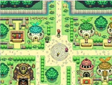 Pueblo Pokemon Mundo Misterioso