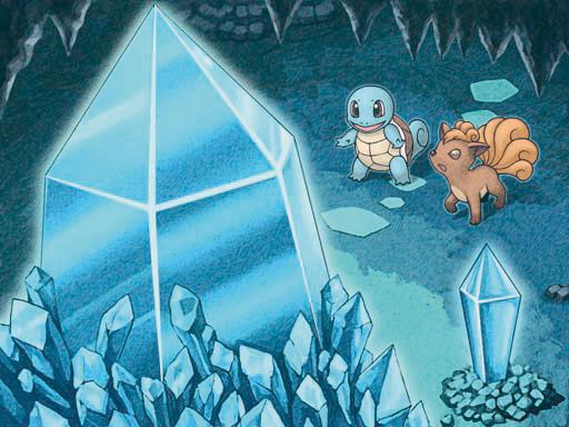 Pokemon Mundo Misterioso 3