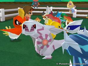 Canal Granja Pokémon Imagen