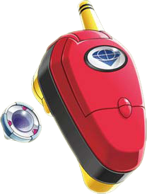 Equipo villano Pokemon Ranger