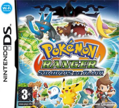 Caja de Pokemon Ranger Sombras de Almia