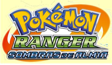 Logo Pokemon Ranger 2 Sombras de Almia
