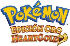 Logo Pokémon Oro HeartGold