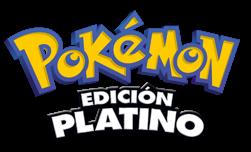 Logo Pokémon Platino