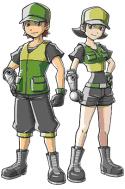 Villanos Pokemon Ranger Trazos de Luz