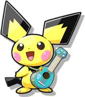 Pichu Pokemon Ranger 3