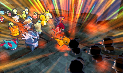 Imagen 16 Super Pokemon Rumble
