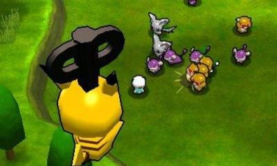 Imagen 1 Super Pokemon Rumble