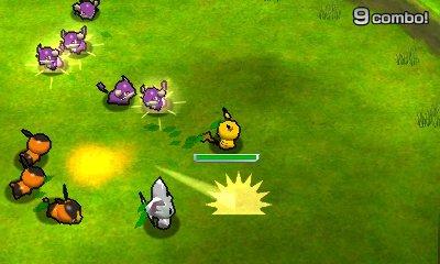 Imagen 2 Super Pokemon Rumble