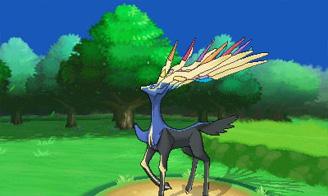 Pokémon legendario Yveltal