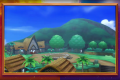 Pueblo del Laboratorio Pokémon
