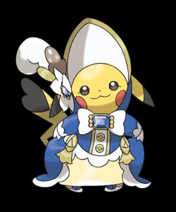 Pikachu Aristocráta