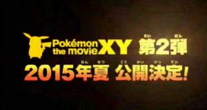 Pokémon the Movie XY 2