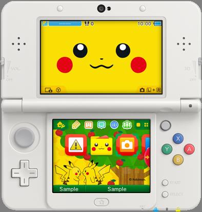 Pikachu_3DS