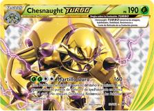 Chesnaught TURBO