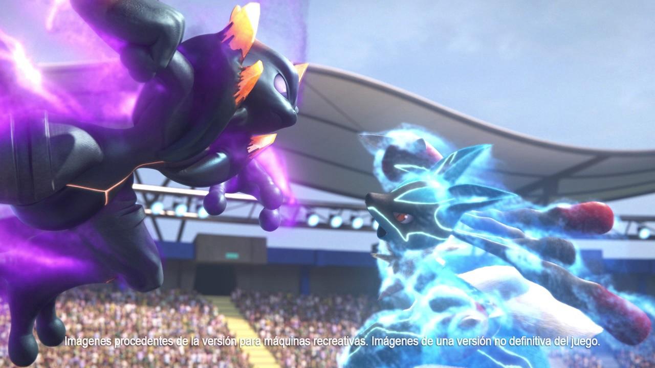 Mega-Mewtwo X Oscuro