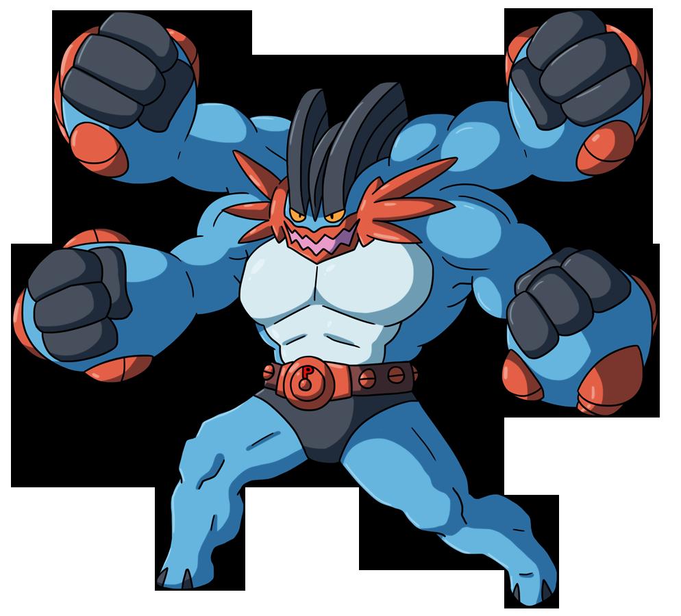Khepzone fusiones de pok mon parte ii pok company - X evolution pokemon ...
