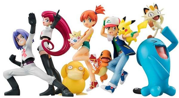 Figuras Pokémon