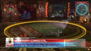 Carnaval Misterioso