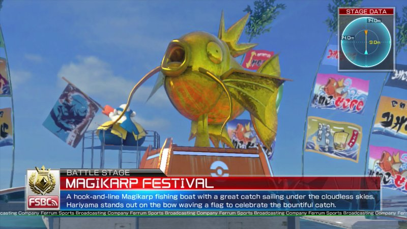 Festival de Magikarp