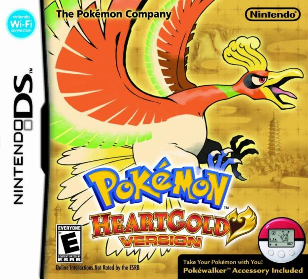 descargar pokemon oro heart gold