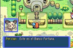 Banco Fortuna Pokemon Mundo Misterioso