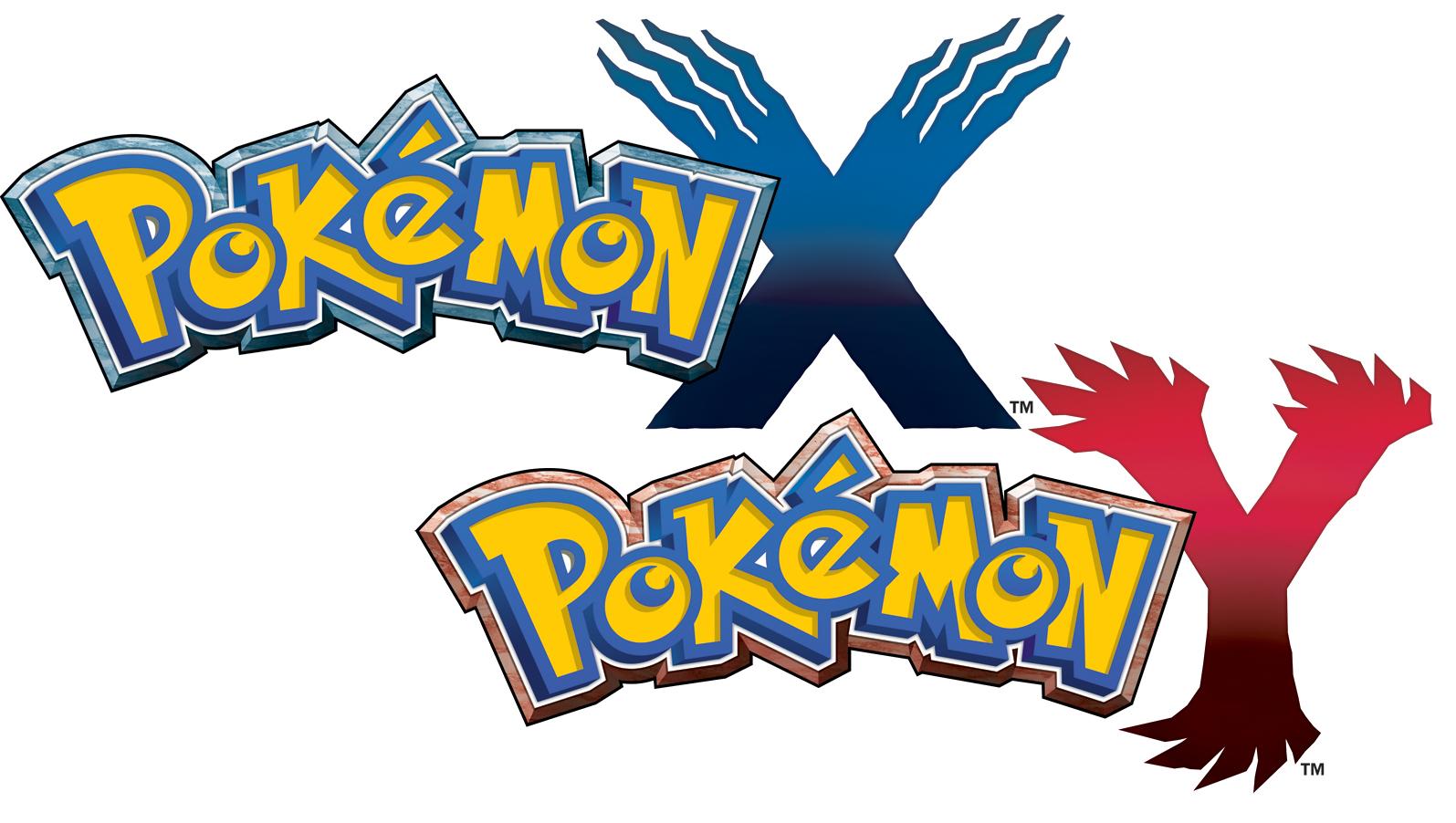 Logos Pokémon X Y