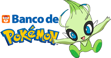 Celebi Banco Pokemon