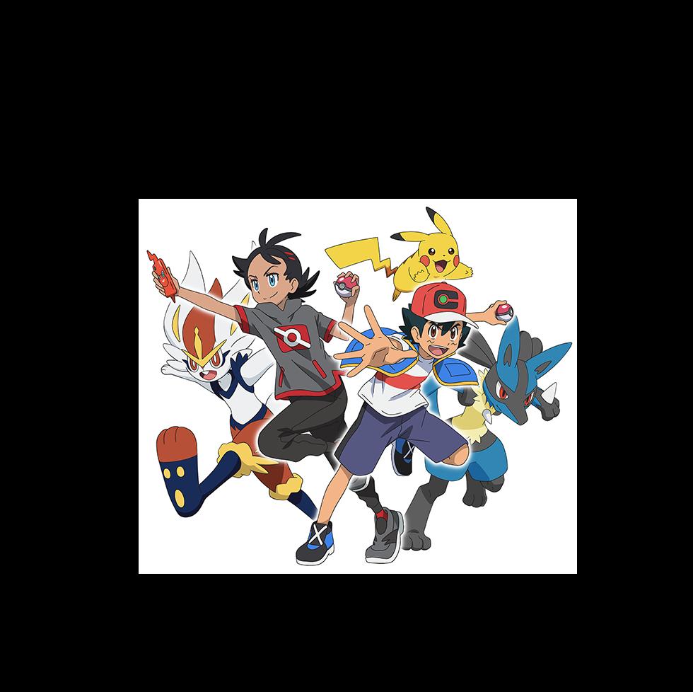 Pokémon Viajes Maestros