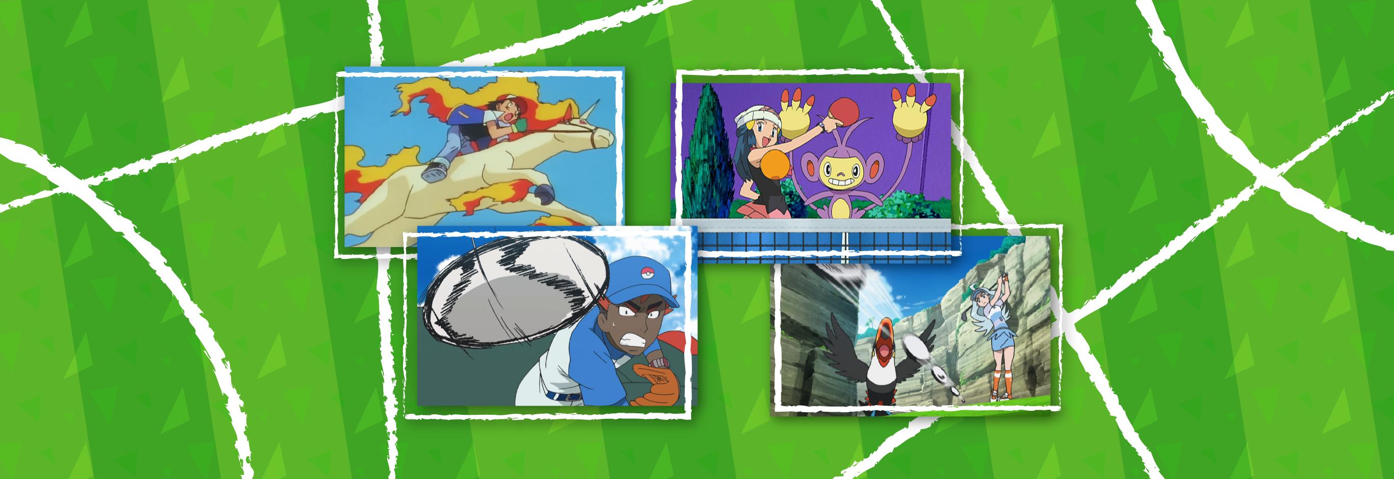 Juegos de Verano 2021 TV Pokémon