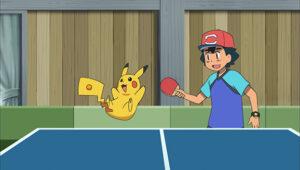 Juegos de Verano 2021 Ash y Pikachu