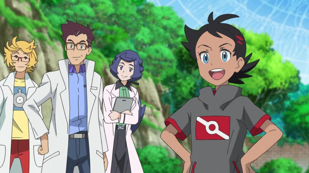 Episodio 73 Viajes Pokémon Goh