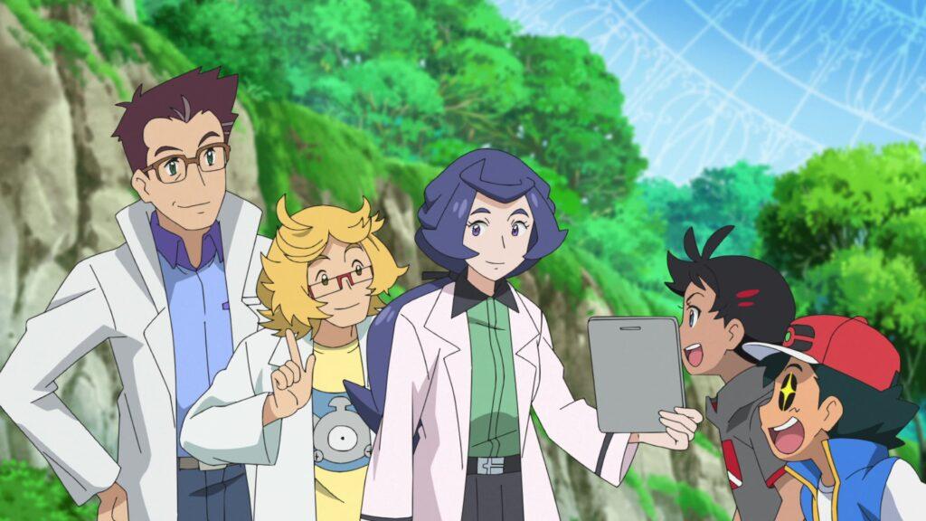 Episodio 73 Viajes Pokémon Grupo