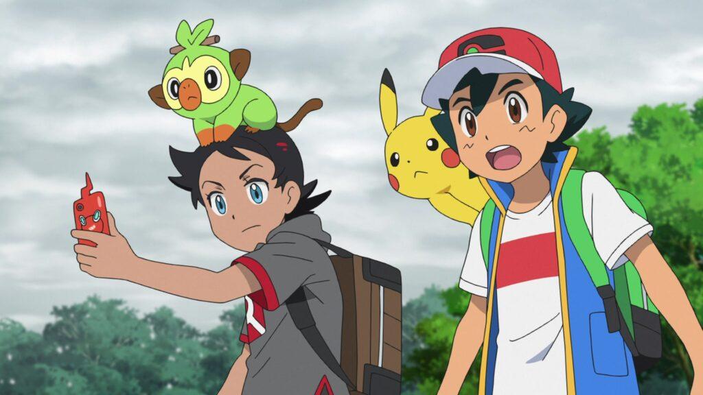 Episodio 73 Viajes Pokémon