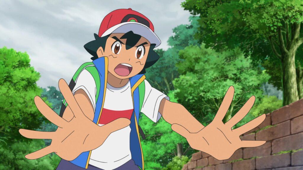 Episodio 73 Viajes Pokémon Ash