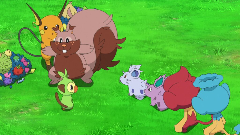 Episodio 73 Viajes Pokémon Fila