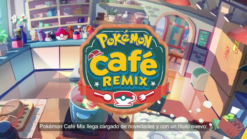 Pokémon Presents Pokémon Café ReMix