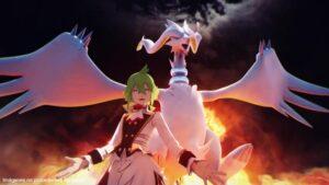 Pokémon Presents N y Reshiram Pokémon Masters EX