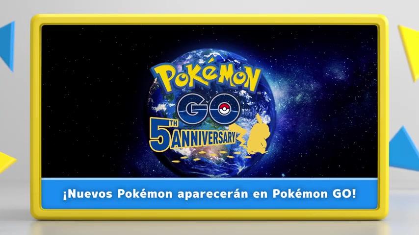 Pokémon Presents Pokémon GO