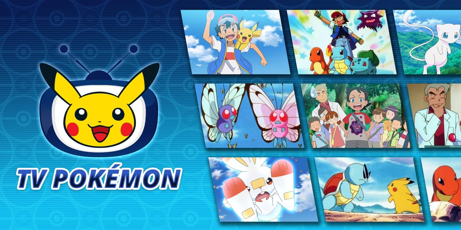TV Pokémon Nintendo Switch
