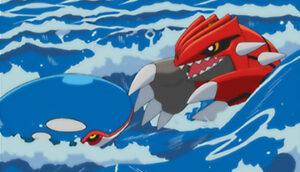 TV Pokémon Groudon y Kyogre
