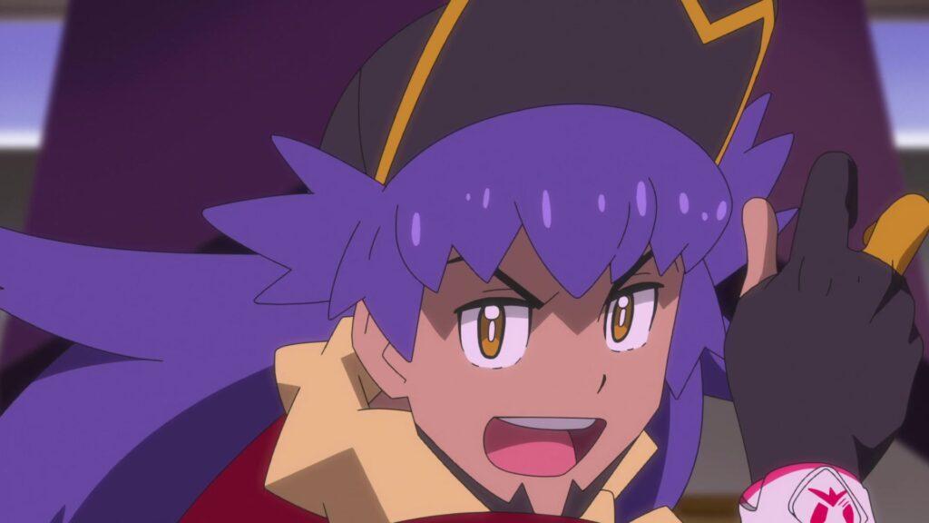Episodio 77 Viajes Pokémon Campeón Lionel